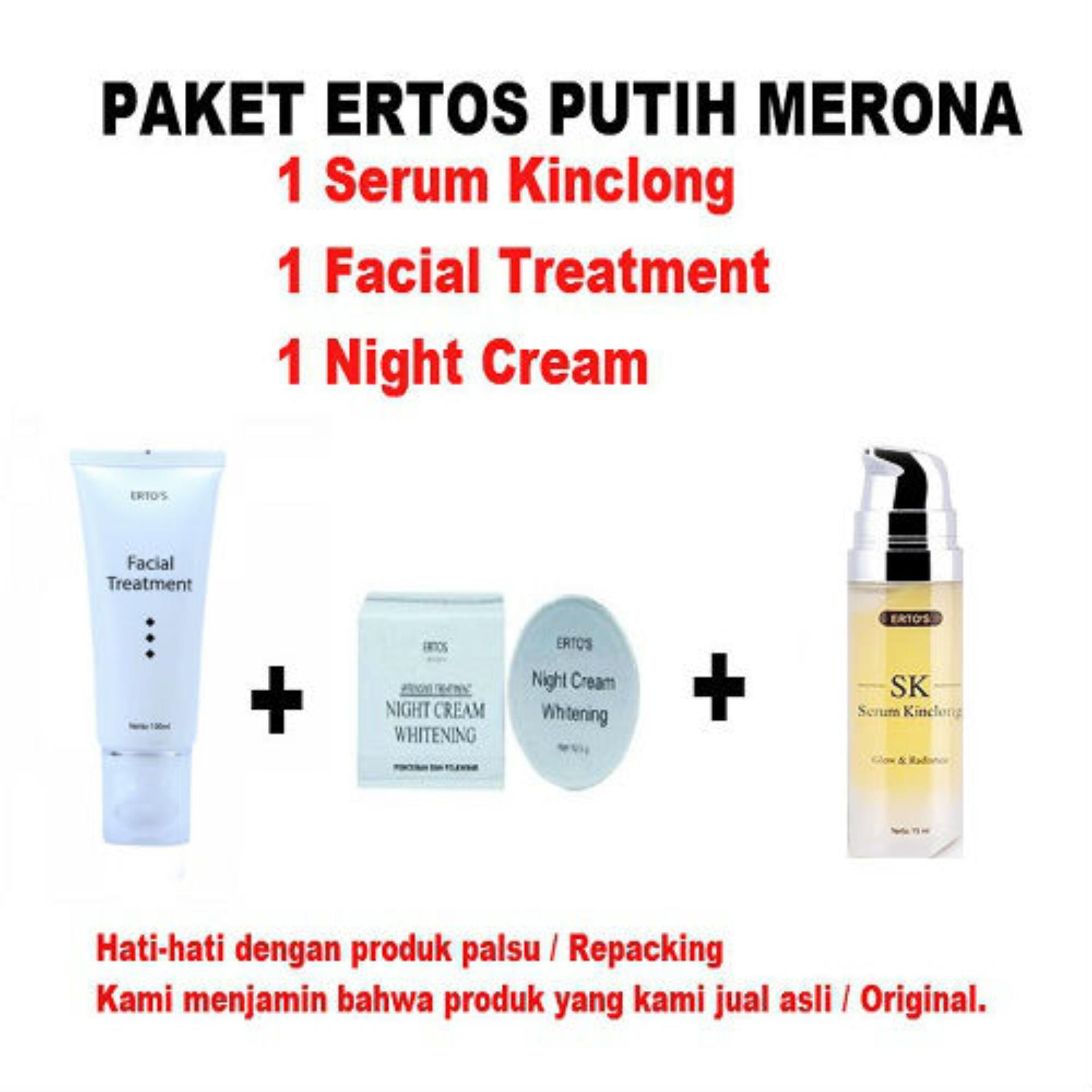 Review Tentang Ertos Kinclong Putih Merona 3 In 1 Di Jamin Asli
