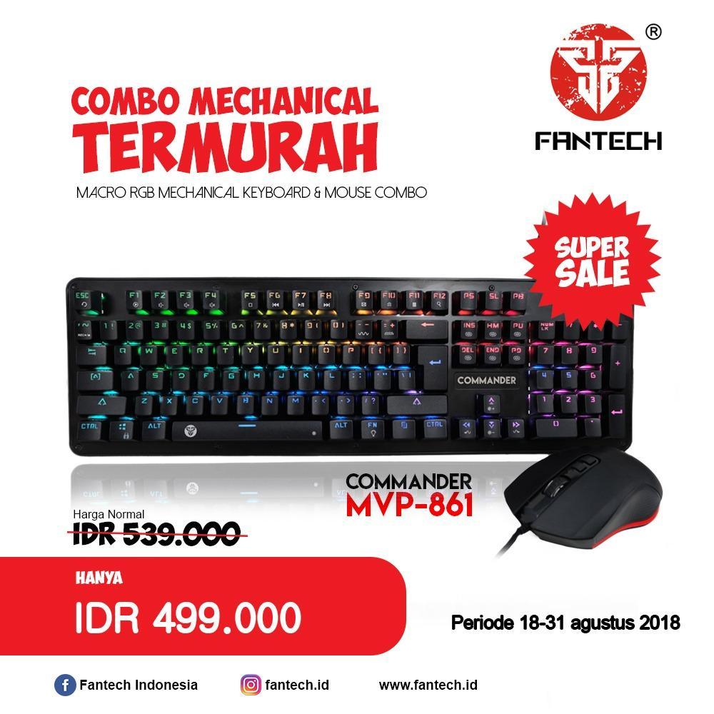 Features Fantech Keyboard Mk881 Pantheon Mechanical Gaming K12 Outlaw Macro Mouse Combo Mvp 861 Rgb