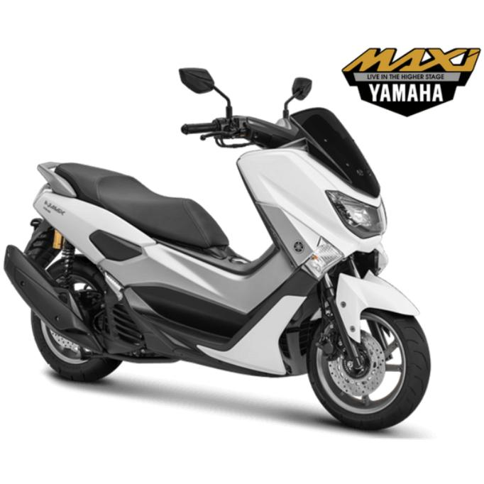 Review Yamaha Nmax Non Abs White Jakarta Banten Di Indonesia