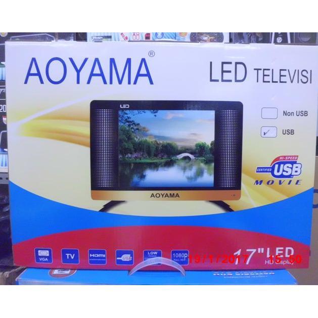 Tv Led Aoyama 17 Inch USB