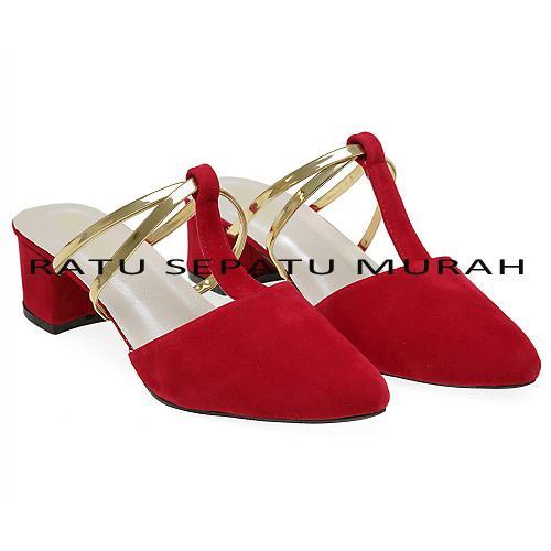Rsm Sepatu Boot Heels Wanita S231 Black - Daftar Harga terbaik ... eeb2c1e91c