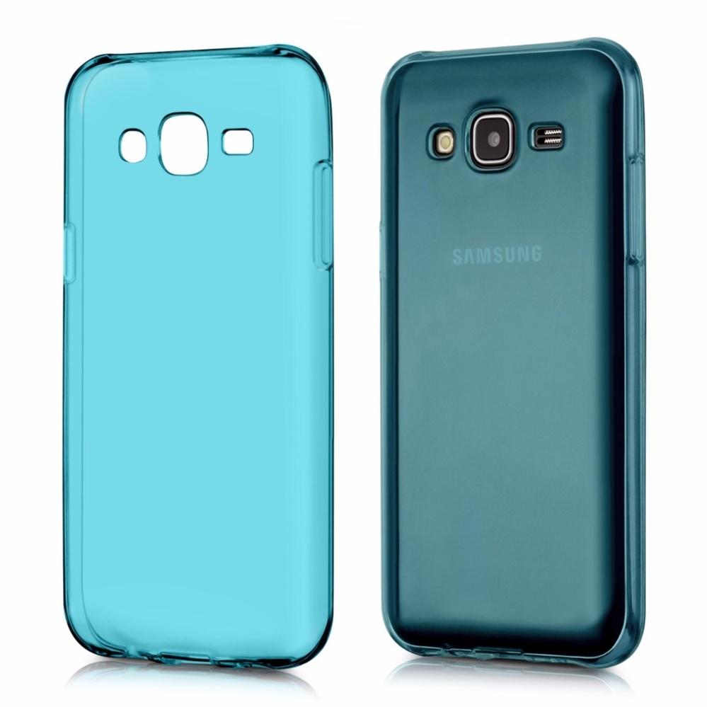 Icantiq Jelly Case Samsung Galaxy Core 2 G355 Luxury Softcase Ultrathin Anti Jamur Air Case 0.3
