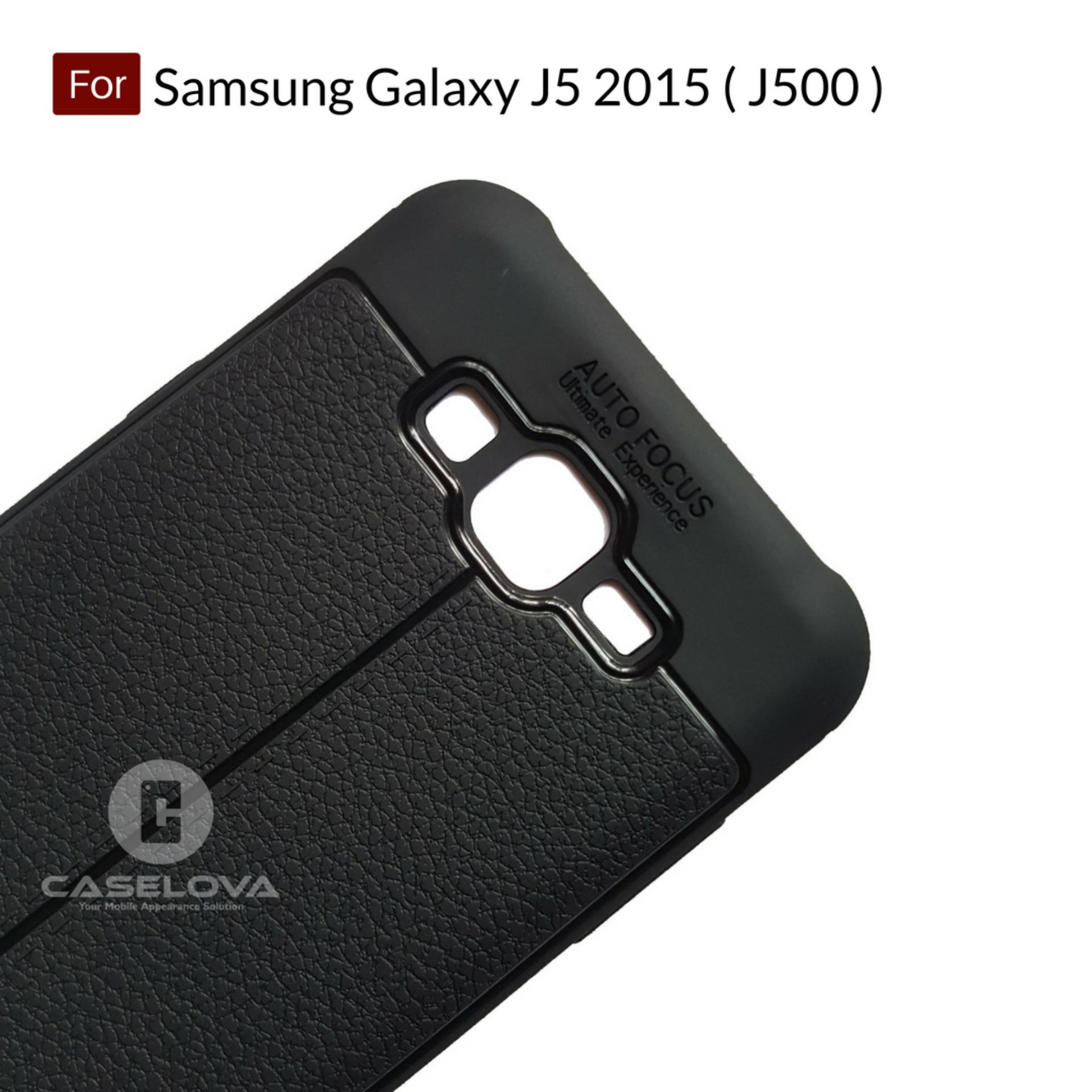Caselova Ultimate Experience Shockproof Premium Quality Hybrid Case For Samsung Galaxy J5 2015 .