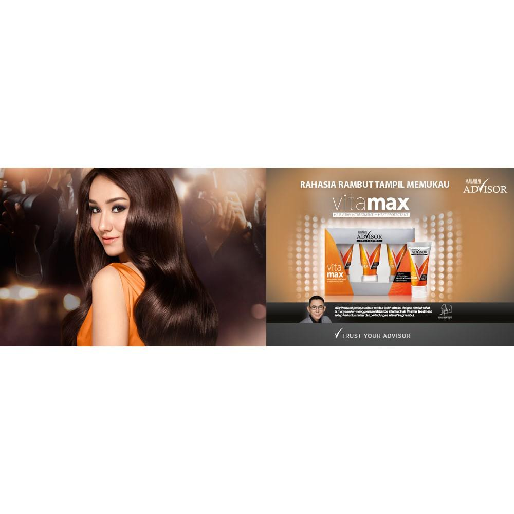 Jual Makarizo Hair Recovery Murah Garansi Dan Berkualitas Id Store 8mlidr48800 Rp 57000