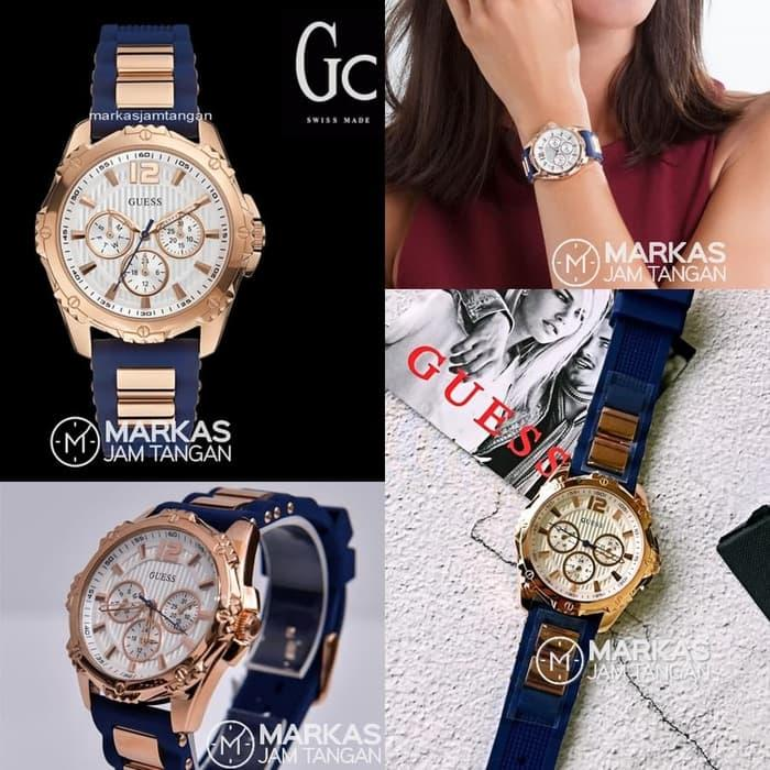 Koleksi Jam Tangan Wanita Guess Lazada co id Source · Jam Tangan Guess Intrepid W0325L8 Chronograph Rubber Inc Box ORIGINAL