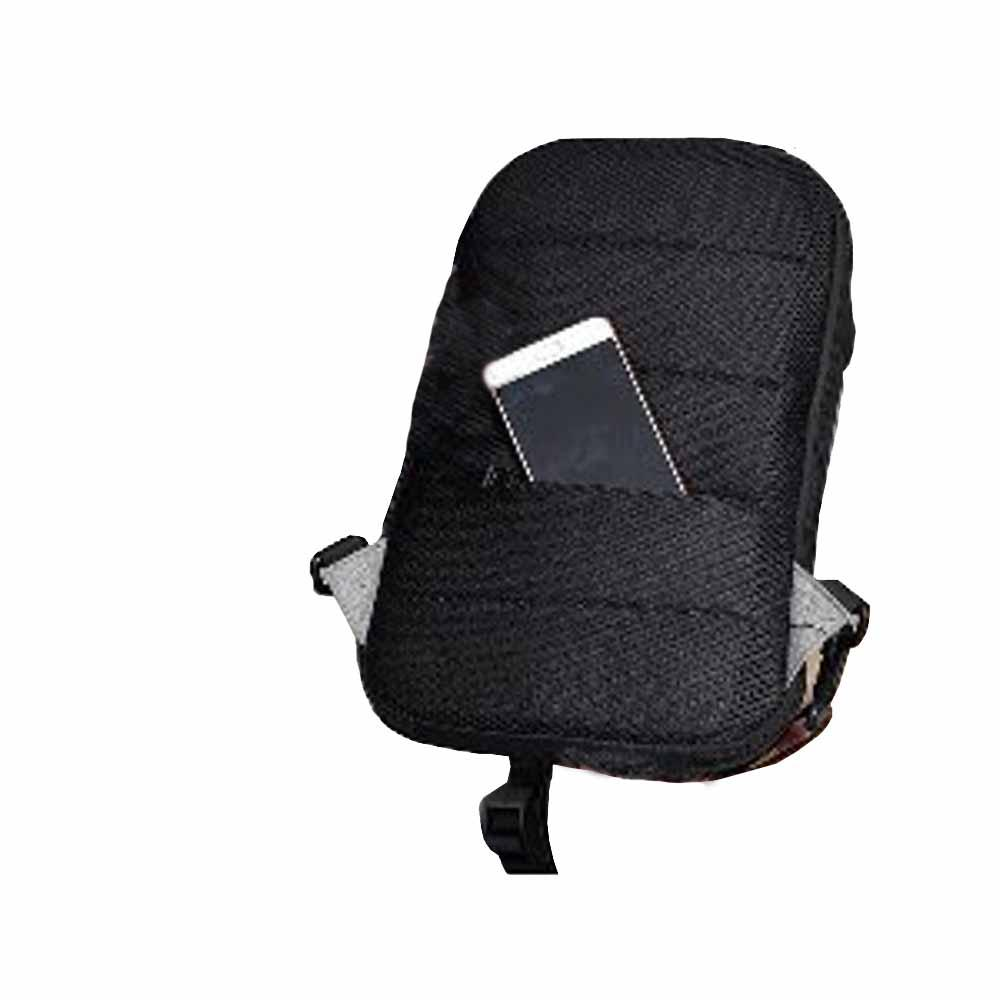 Fitur New Tas Selempang Pria Anti Maling Messenger Crossbody Sling Slempang With Port Earphone Hole Bag Import Non Usb Charger Support For Iphone Ipad Mini Xiaomi Samsung Tab Theft