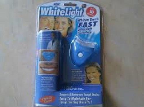 Review Obat Pemutih Gigi Alami Permanen White Light Pemutih Gigi