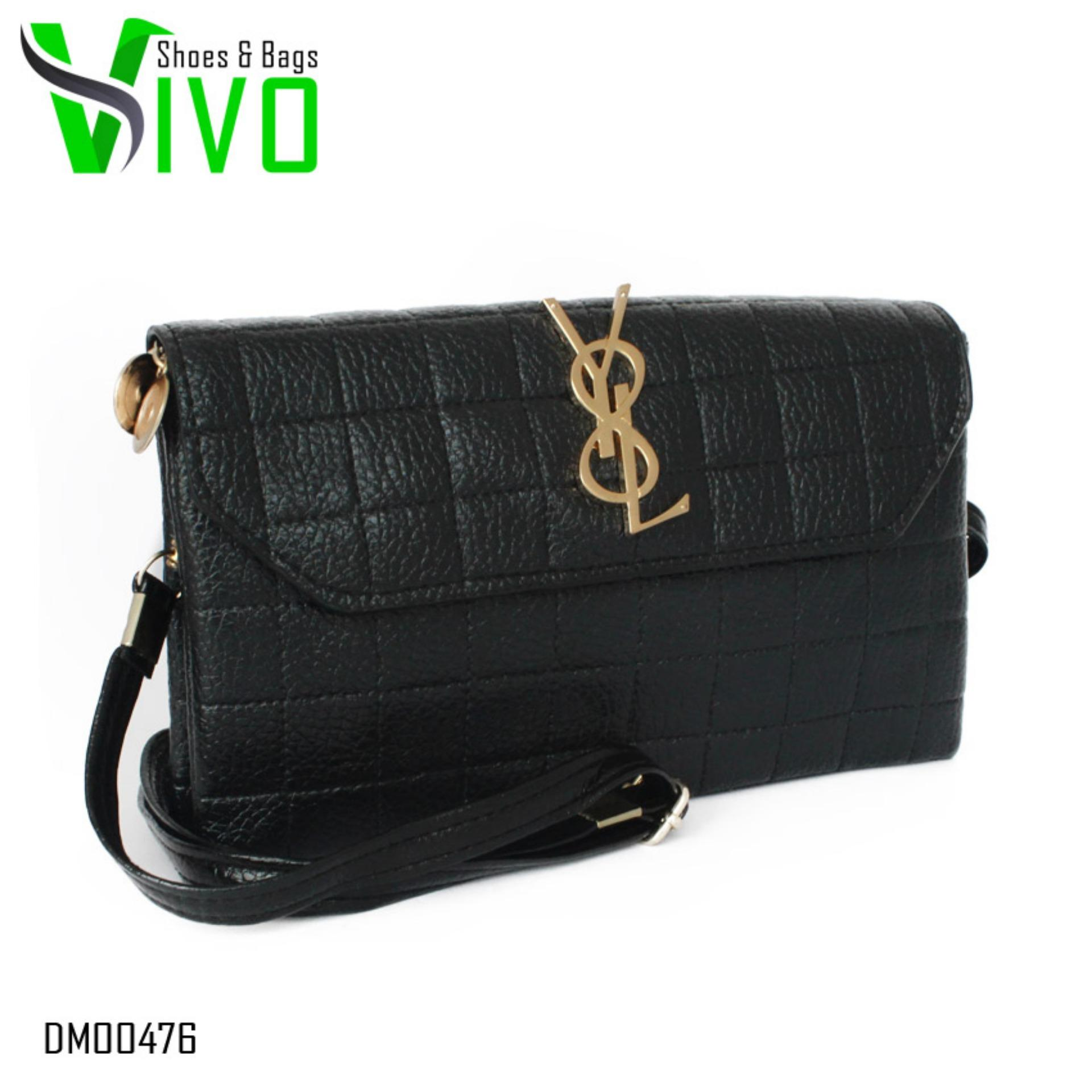 Vivo Shoes   Bags Tas Wanita  Tas Murah  Tas Import Clutch Slingbag b4ea517350
