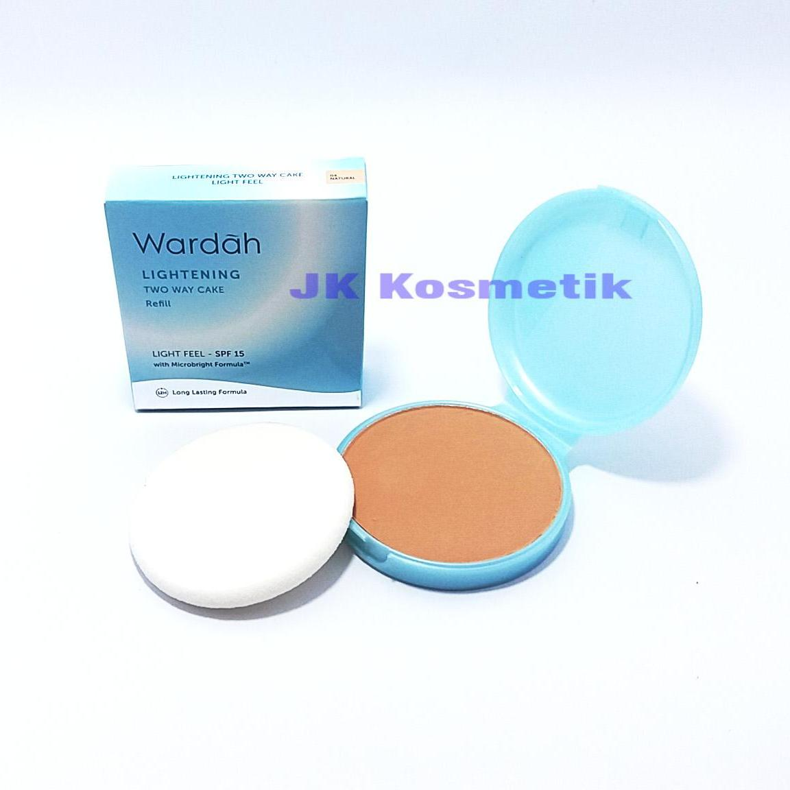 Kelebihan Wardah Lightening Bedak Tabur Loose Powder 04 Natural Twc Exclusive Padat Recommended Refill Light Feel