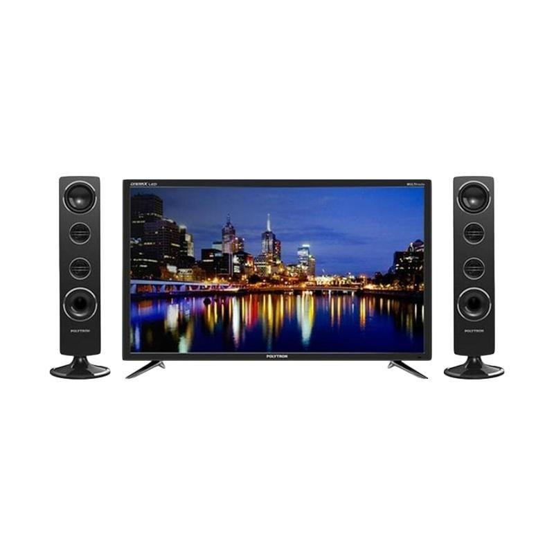 POLYTRON 32T1500 TV LED - Hitam [32 Inch