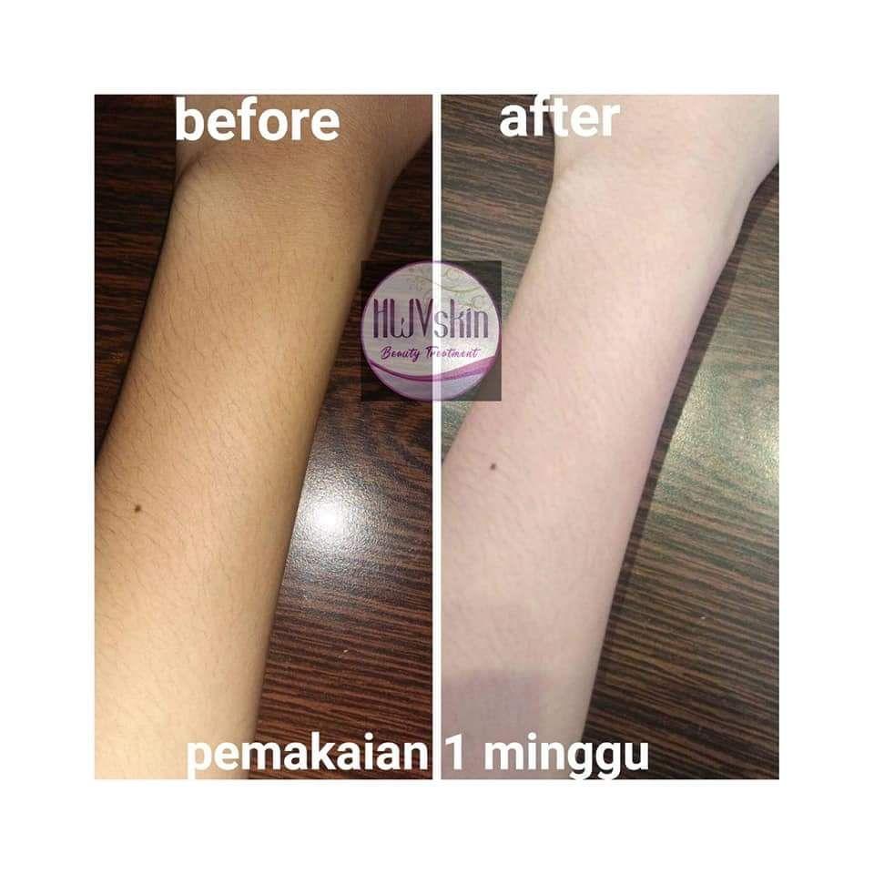 Fitur Body Serum Hwvskin Dan Harga Terbaru Info Tempat Badan Fair N Pink 160ml 2 3
