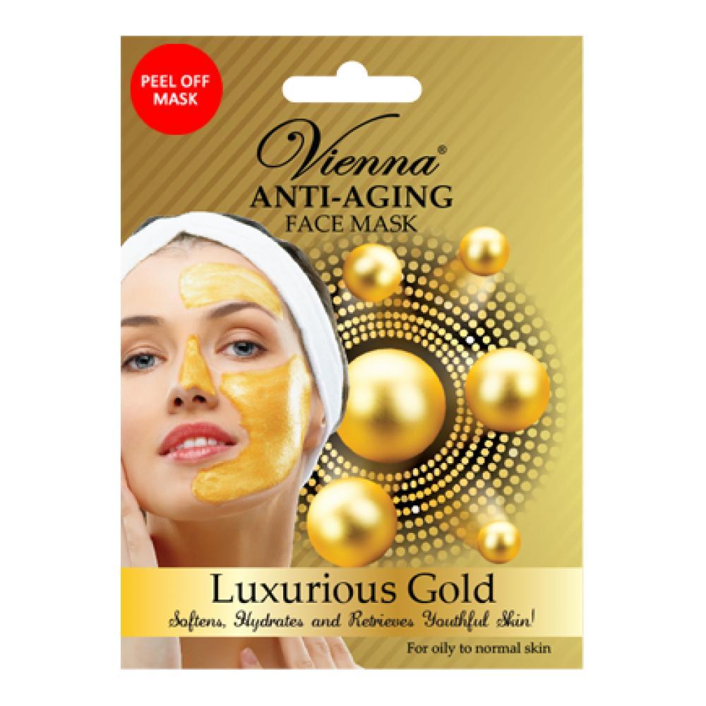 Kelebihan Vienna Face Spa Mask Nourishing Kefir 3 Sachet Azzahra Masker Maks Goats Milk Delight 15ml Luxuroius Gold Anti Aging 20gr