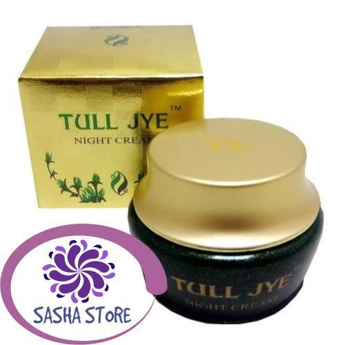 SS Night Cream Tull Jye Hijau - 20g