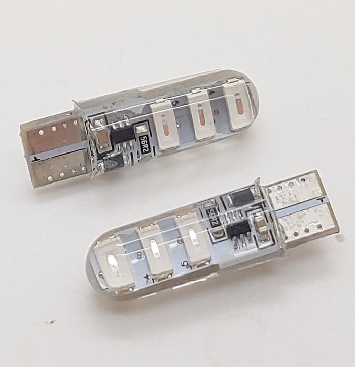 Lampu Senja Led & Lampu Led Motor Strobo Kedip Kedip Cr