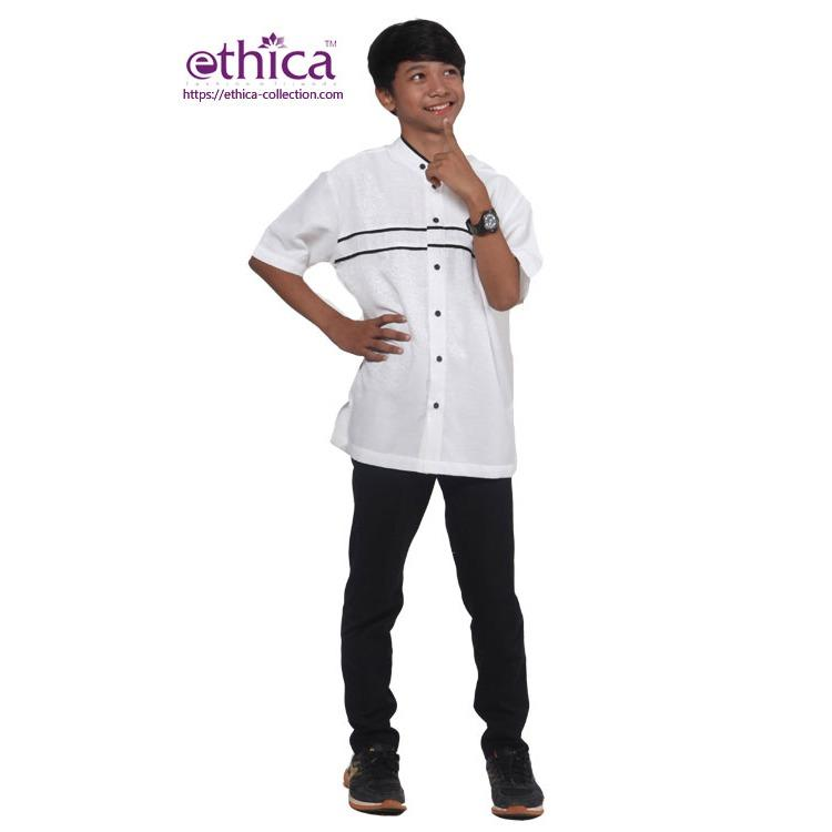 Ethica Moslem Fashion Koko Anak K 68 (Broken White)