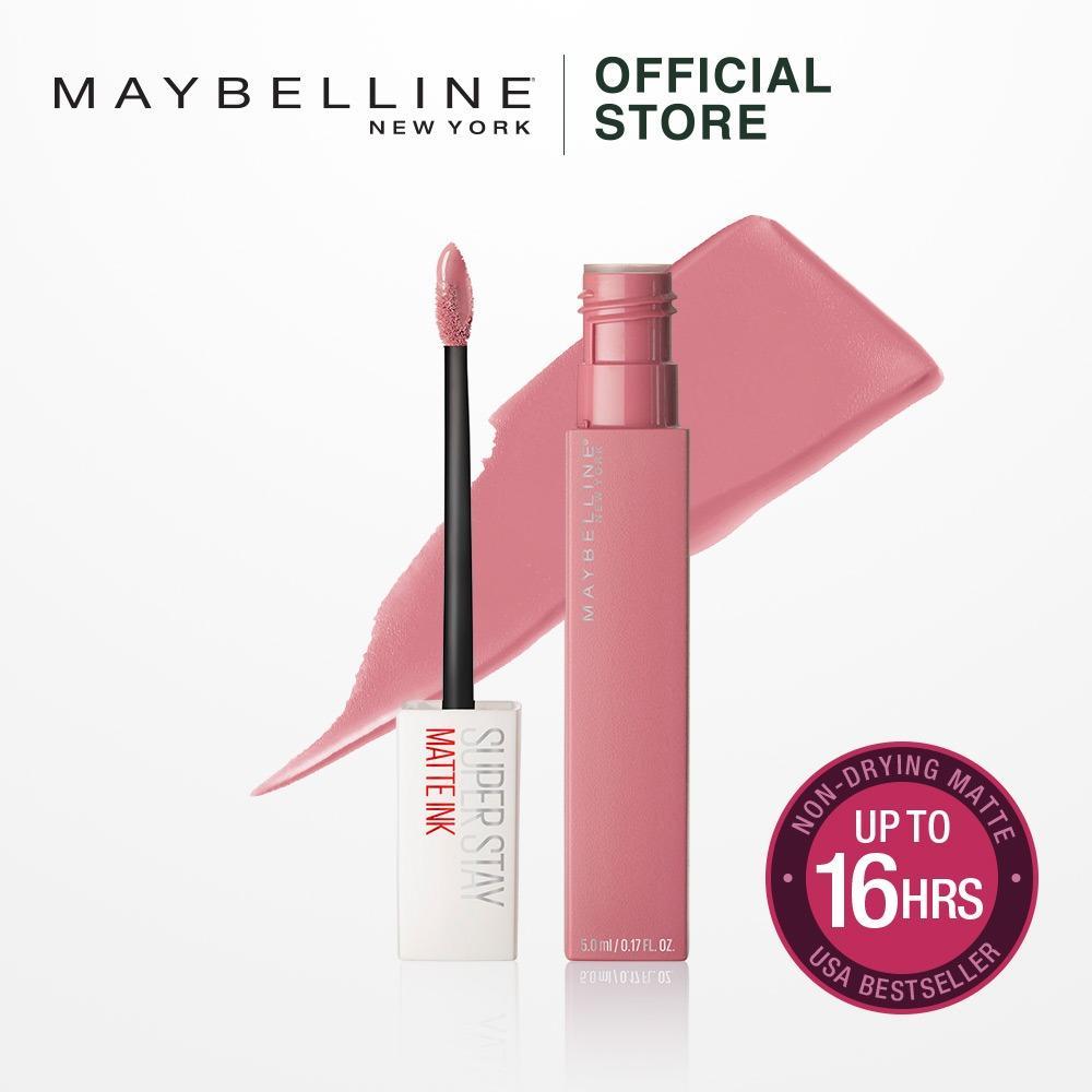 Maybelline Super Stay Matte Ink - Dreamer