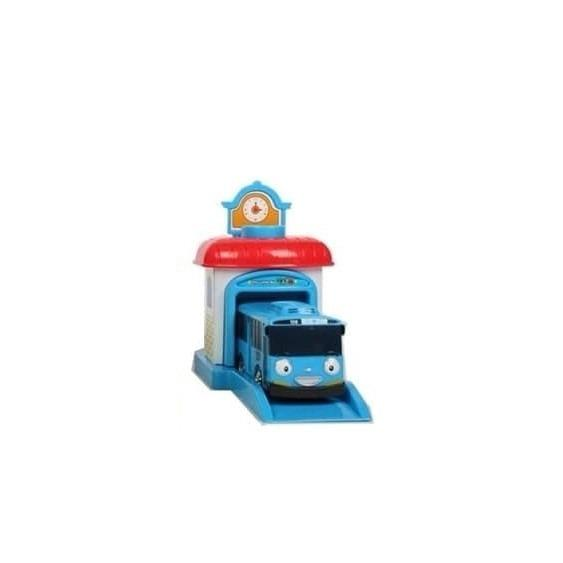 Beli Mainan Mobil Tayo Garasi 1Pc Biru Pake Kartu Kredit