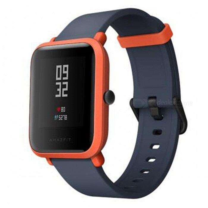 Xiaomi Amazfit Smart Watch Bip BIT PACE Waterproof GPS Compass English Version - Hitam