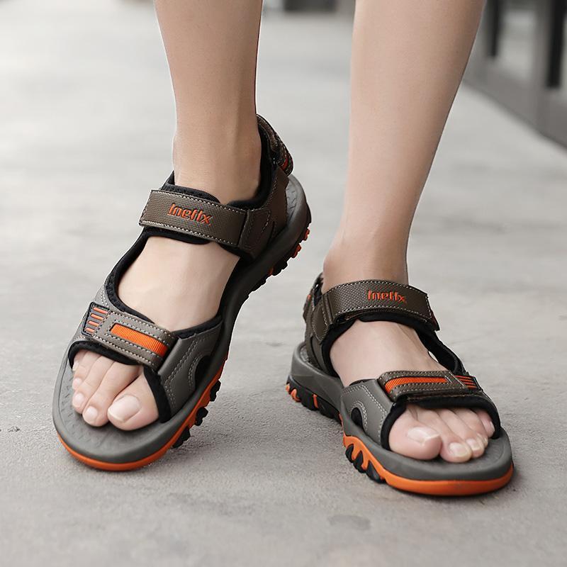 Sepatu Olahraga Udara Sandal Olahraga Pria Sepatu Pantai Berongga Olahraga Pria Sandal Pantai Sepatu
