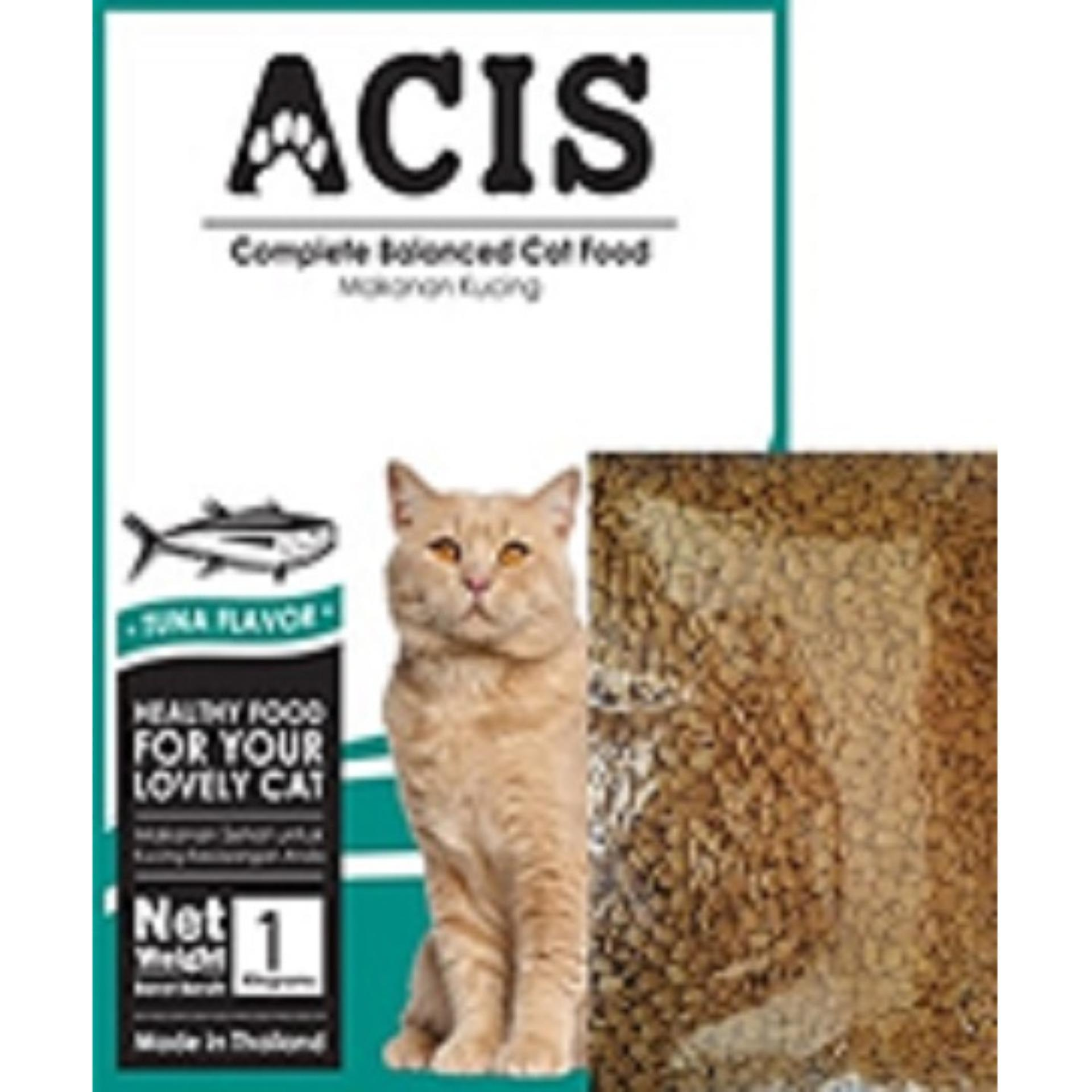 Kehebatan Cakaran Kucing Model Ikan Dan Harga Update Teknologi Nice Cat Food Repack 1kg Makanan Murah Acis Tuna