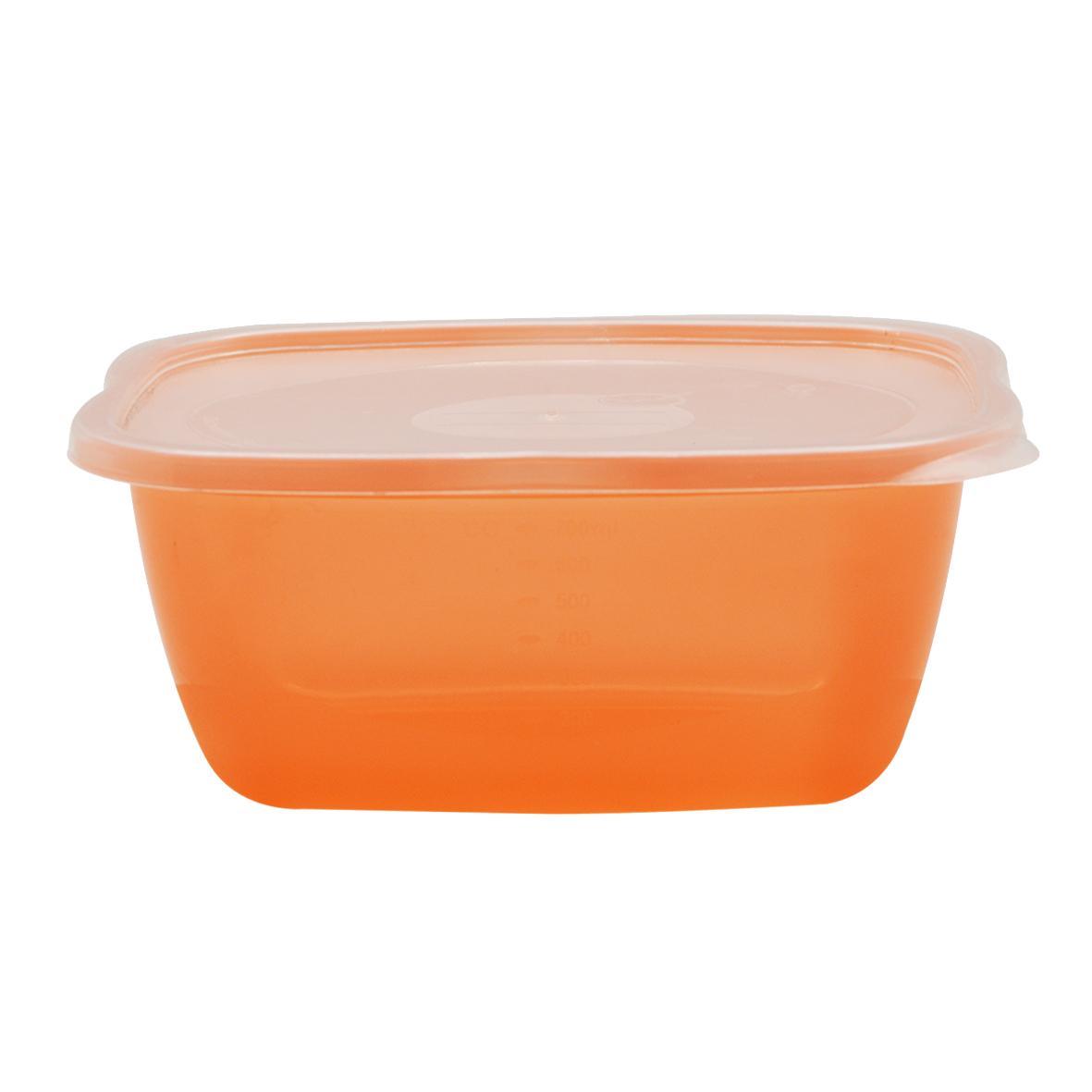 Claris Kotak makan isi 3 pcs - 760 ML / Lunch Box 2733