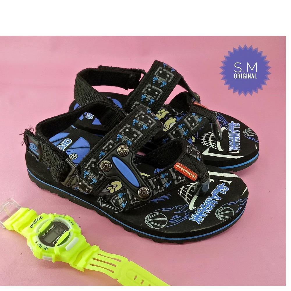 Sepatu sandal gunung anak ardiles- raijin 28-32