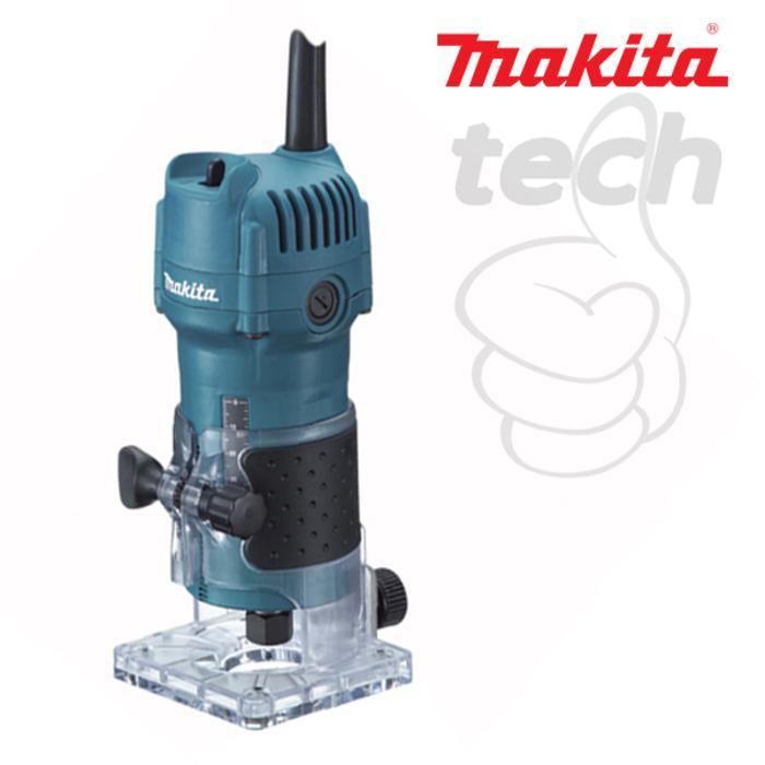 mesin profil / trimmer / router makita 3709