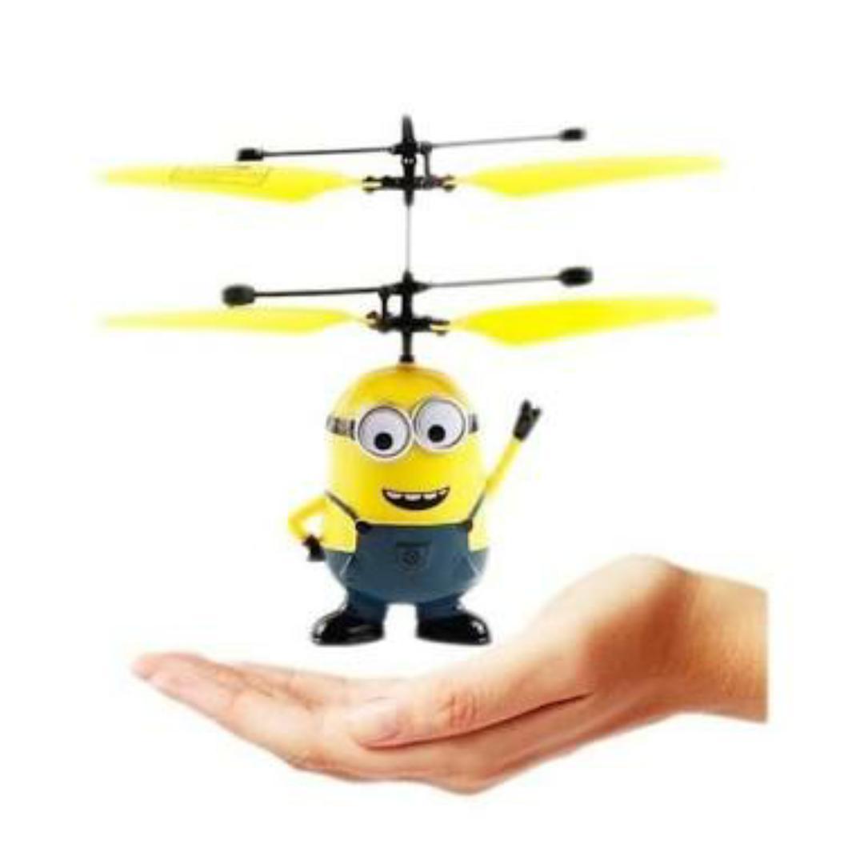 Mainan Anak Boneka/Mainan Anak Terbang Minion Flying Toys Despicable Model Terbaru