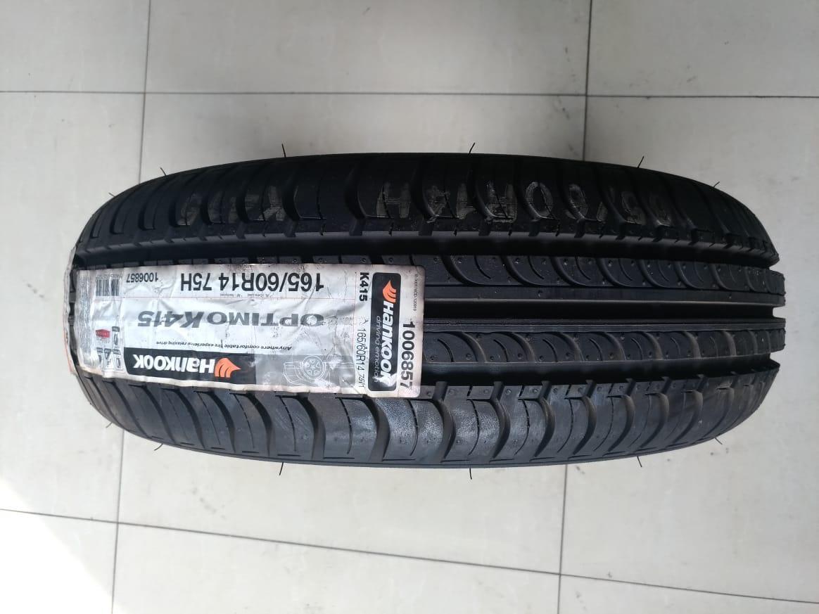 Kelebihan Ban Mobil 165 60r13 Kinergy Ex H308 Hankook Terkini Gt Champiro Eco 175 65r14 Vocer Optimo K415 60 R14 2012