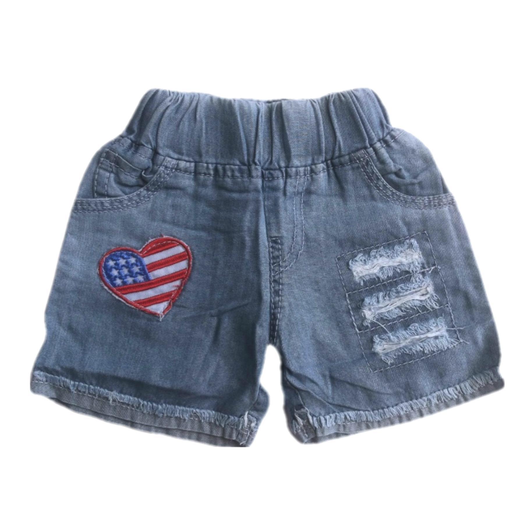 Celana Hot Pants Love Jeans Anak