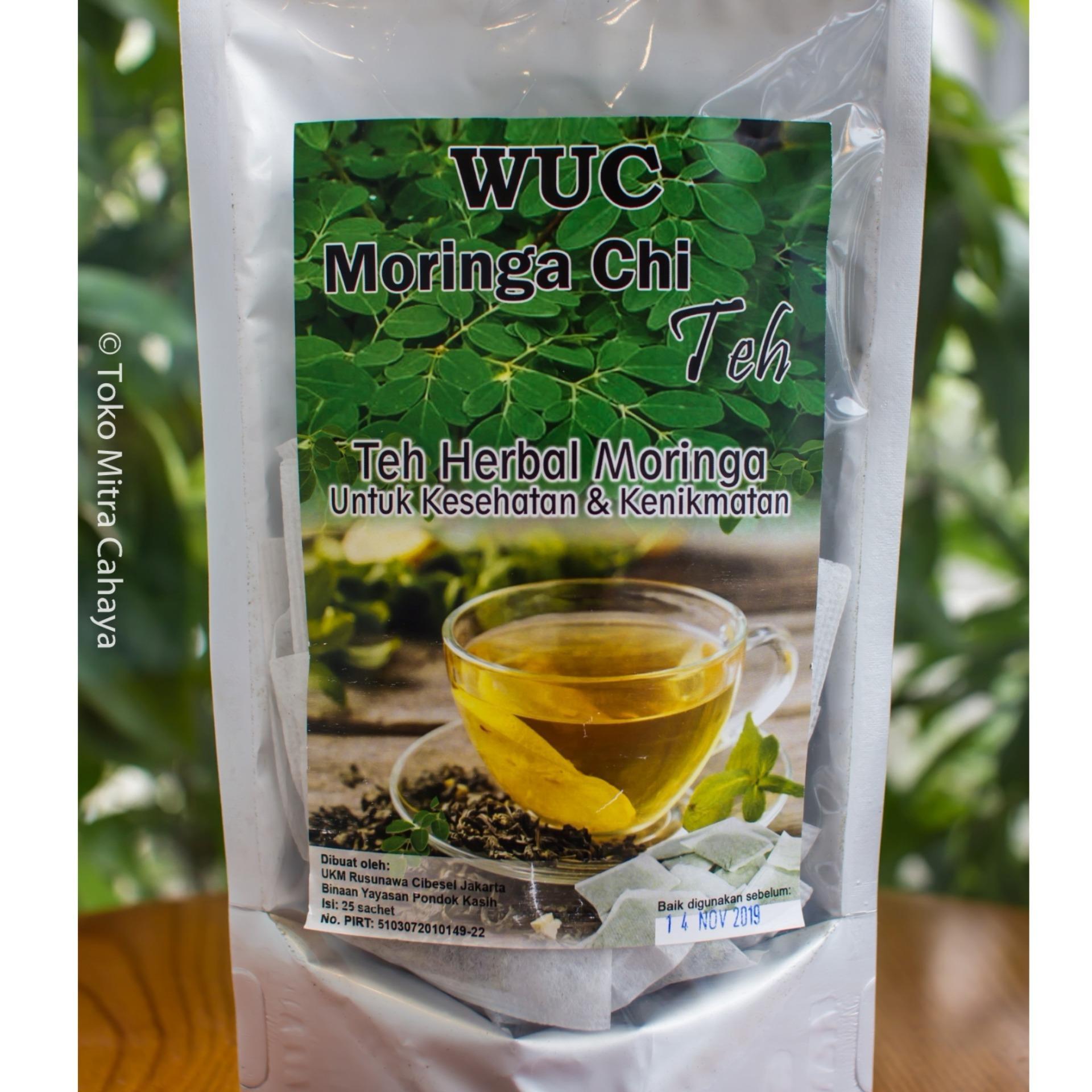 Toko Teh Herbal Moringa Chi Teh Herbal