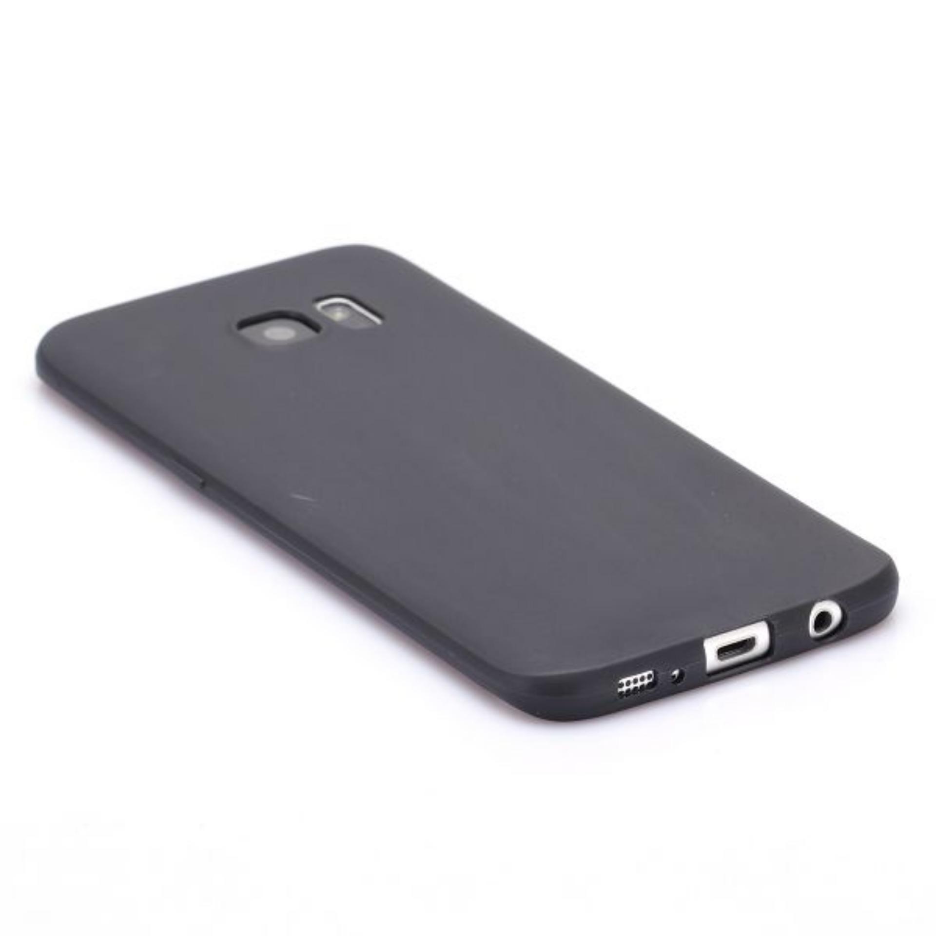 Cek Harga Baru Softcase Black Matte Carbon Hp Samsung Galaxy S7 Edge Gambar Produk Rinci Silikon Babyskin Terkini