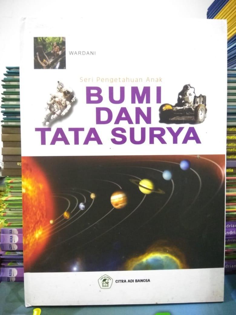 Buku Macam Macam Seri Pengetahuan Anak - Wardani - 5