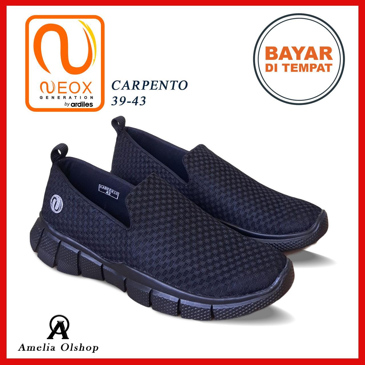 Features Amelia Olshop Sepatu Neox Carpento 39 43 Sepatu Pria Sepatu 87d8655b3d
