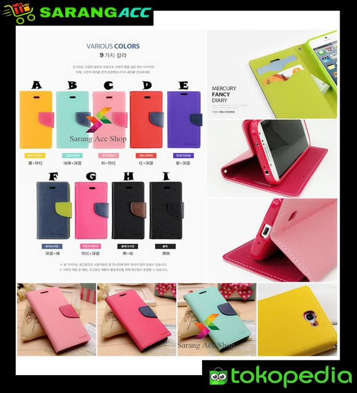 FLIP CASE MERCURY GOOSPERY FOR HUAWEI W1