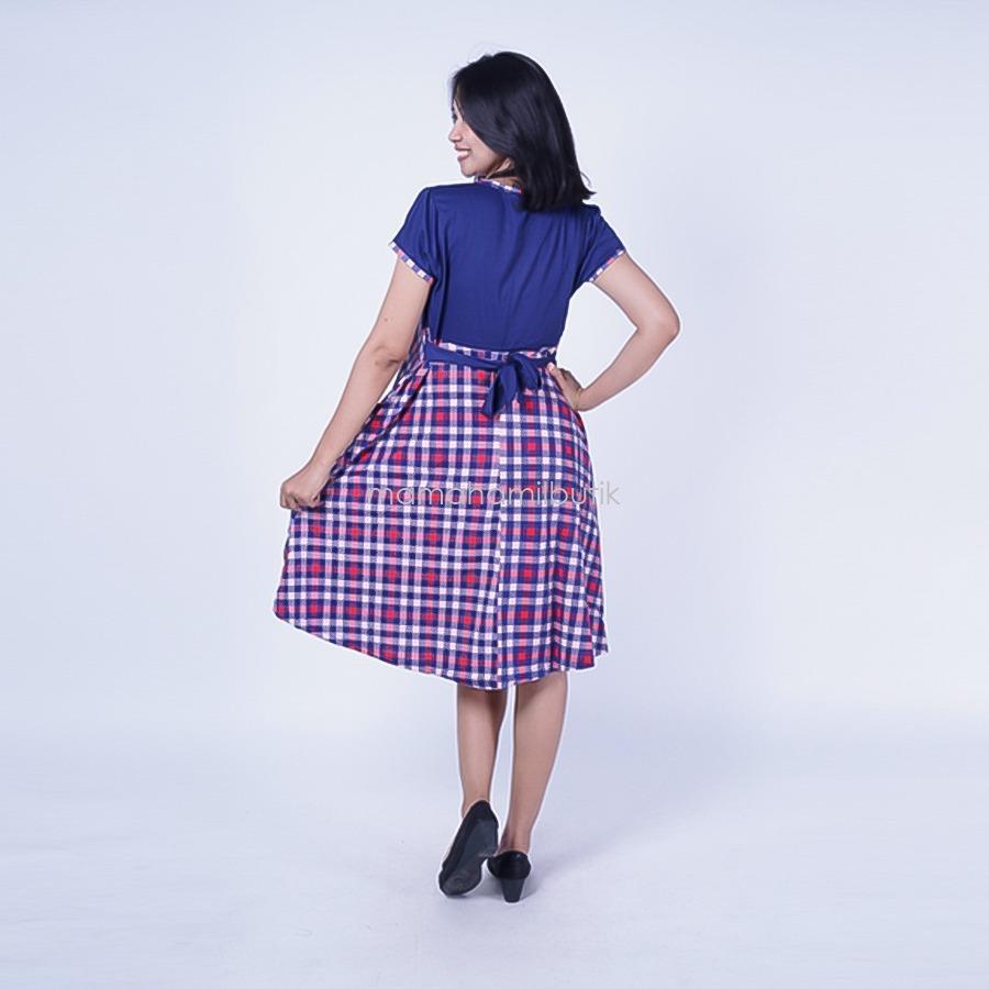 Features Mama Hamil Daster Kaos Kotak Bali Batik Menyusui Busui Bumil Jumbo Ibu