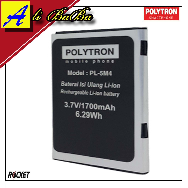 Review Baterai Handphone Polytron Rocket R1 R2403 Pl 5m4 Batre Hp