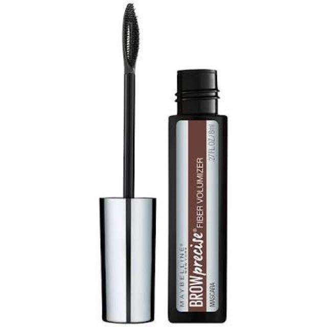 Maybelline Brow Precise Fiber Volumizer Eyebrow Mascara 8ml 257 Med Brown