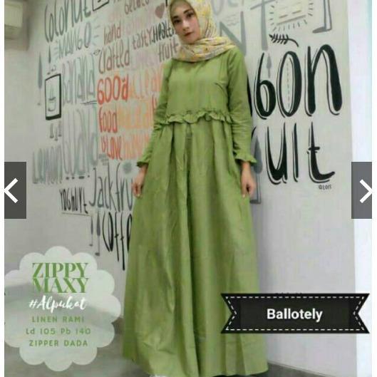 Info Diskon Baru Indonesiaheritage Fashion Busana Muslimah Trendy