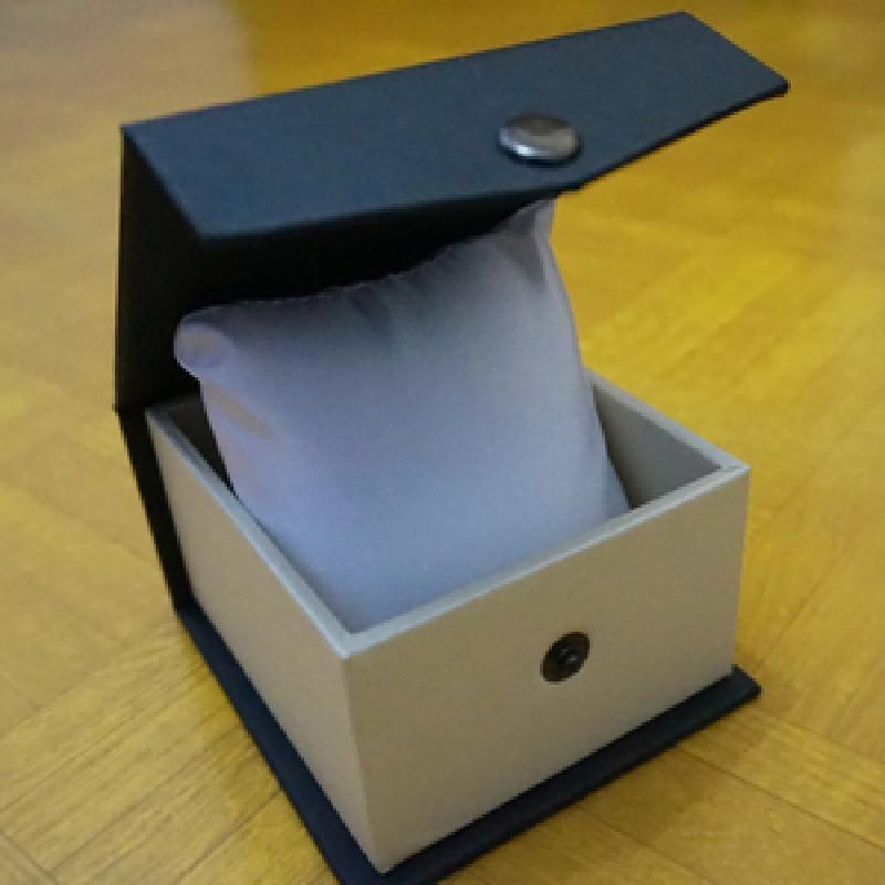 Starstore Box Kotak Jam Tangan Pria Wanita Hitam Bantal Ukuran ... def1a2b05f