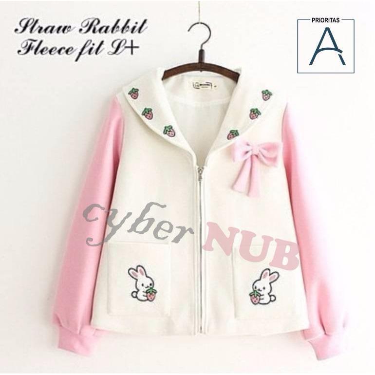 Spesifikasi Hot Item Sweater Straw Rebbit Sweater Wanita Jaket Hangat Wanita Beserta Harganya