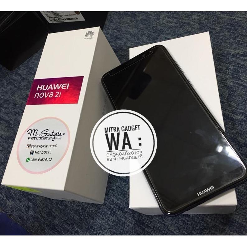 Huawei Nova 2i - 4GB - 64GB - BARU - ORIGINAL