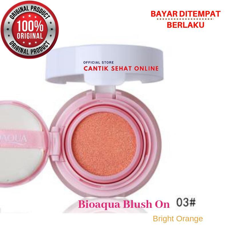 BIOAQUA / BIOAQUA Blush On / BIOAQUA Blush On Cushion / Blush On Bioaqua / Bio