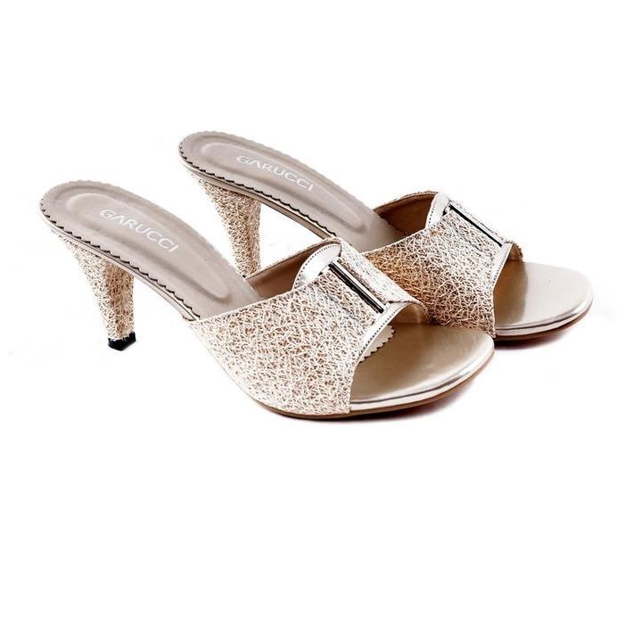 Harga Heels Wanita Pesta Cantik Sendal Cewek Terbaru Asli Garuci Shoes Murah Yg Bagus