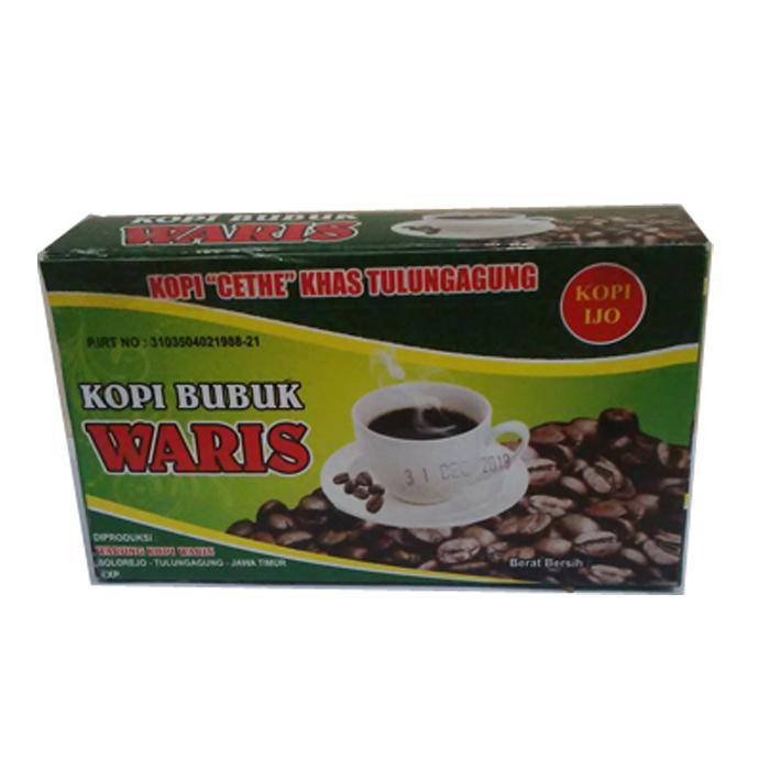 Astaja Kopi Kotak Ijo Cethe Khas Tulungagung WARIS Net 200 Gram - 2 ...