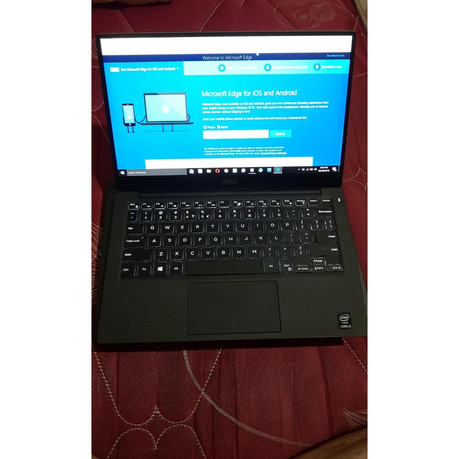 Dell XPS 13 i5-5200u FullHD RAM 8GB SSD 256GB