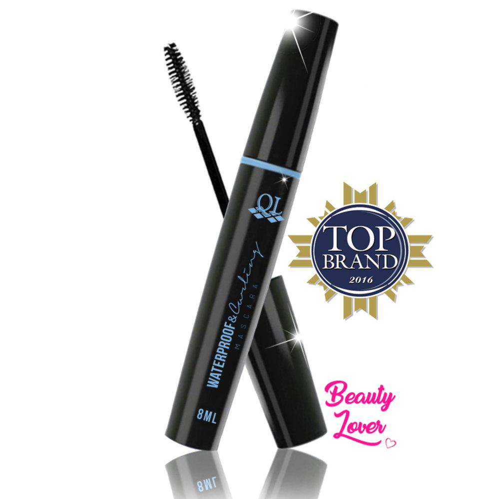 QL Cosmetic Waterproof Mascara Black Original
