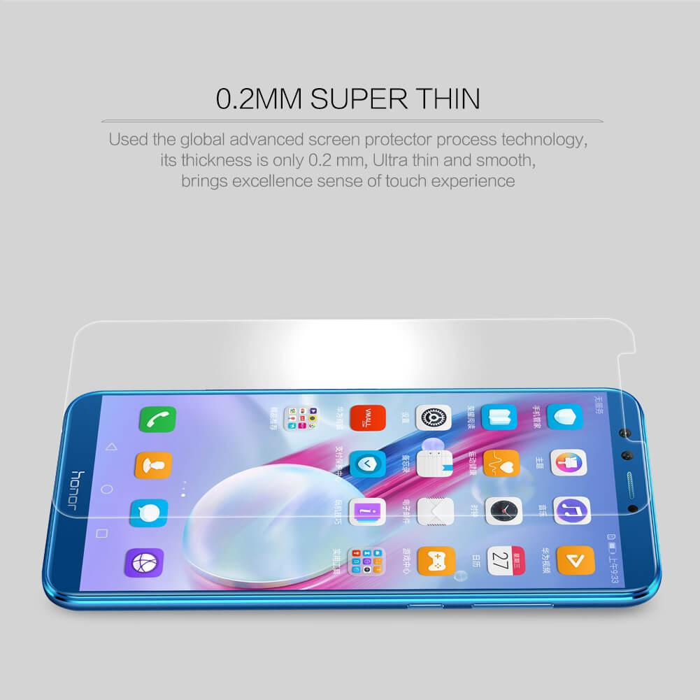 ... Nillkin H+ PRO Tempered Glass Screen Protector for Huawei Honor 9 Lite - 3