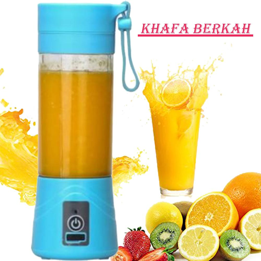 JUICER PORTABLE RECHARGEABLE BLENDER PORTABLE