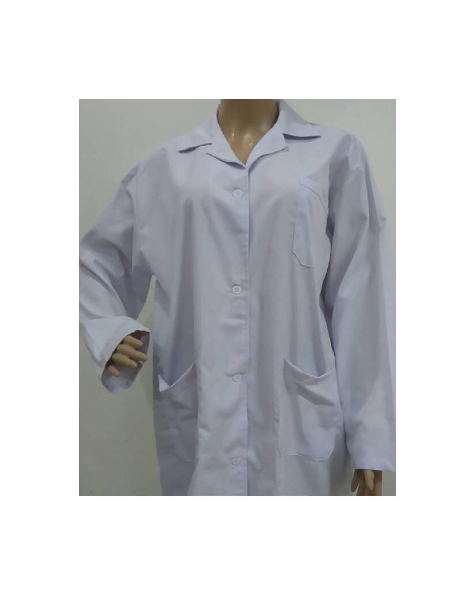 Jas Baju Seragam Laboratorium Lab